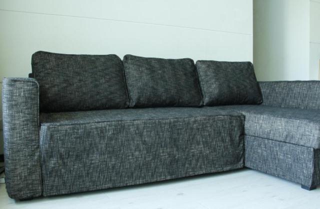 Perfect Ikea Manstad Sofa Bed Custom
