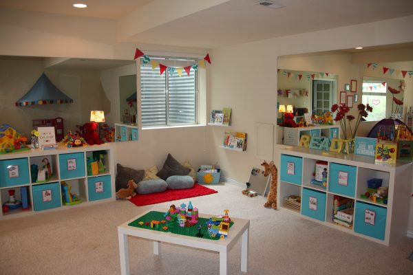 Perfect Keeping Up With The Joneses Our New Playroom Medium