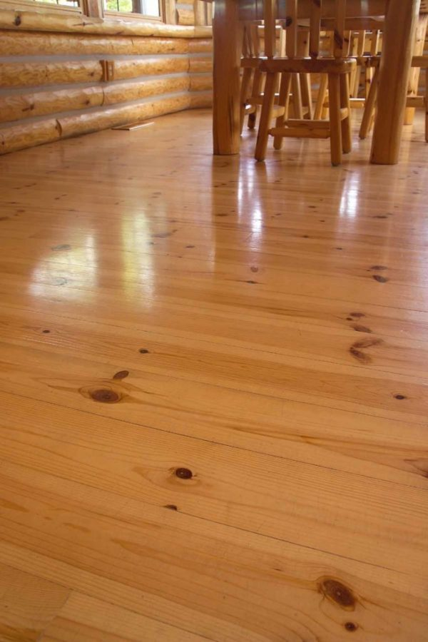 Perfect Knotty Pine Flooring Houses Flooring Picture Ideas Blogule Medium
