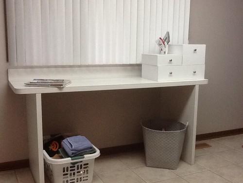 Perfect Laundry Room Folding Table Medium