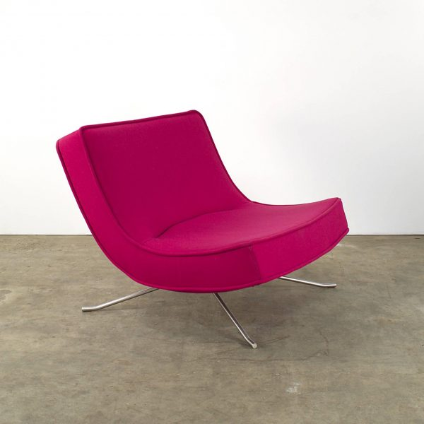 Perfect Ligne Roste Pop Easy Lounge Chair And Ottoman By Medium