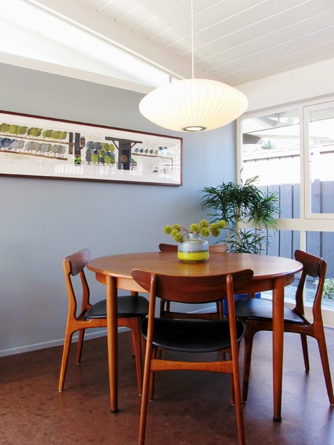 Perfect My Houzz A Midcentury Marvel Revived In Long Beach Medium