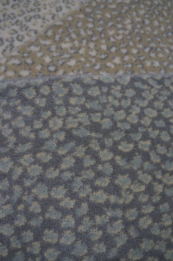 Perfect New Arrival  Subtle Animal Print Leopard Carpet Made New Medium