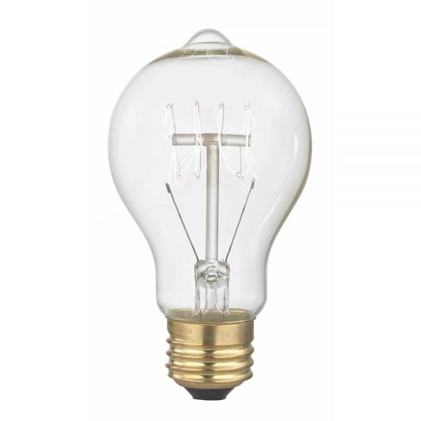 Perfect Nostalgic Vintage Edison Carbon Filament Light Bulb 40 Medium