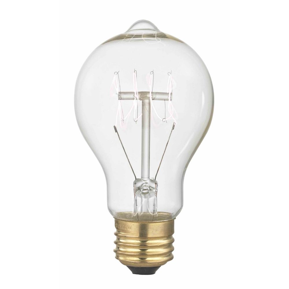 perfect nostalgic vintage edison carbon filament light bulb 40