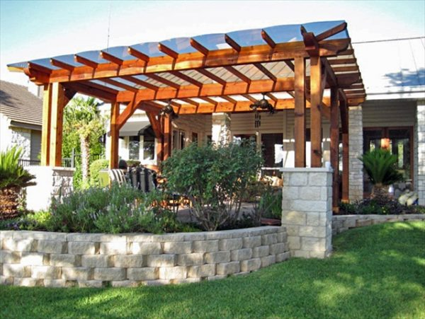 Perfect Pergola Covers Sepio Weather Shelters