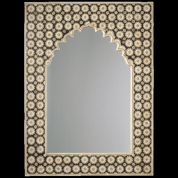 Perfect Taj Bone Mirror By Jamie Young Medium