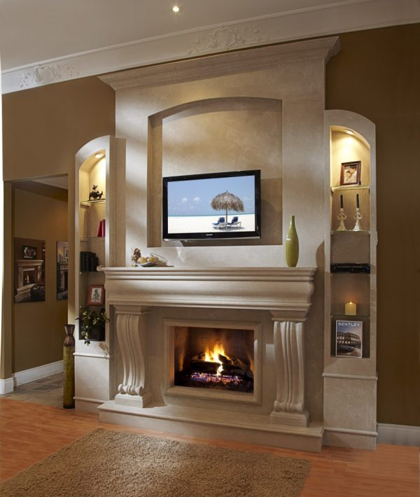 Perfect The 15 Most Beautiful Fireplace Designs Ever Medium