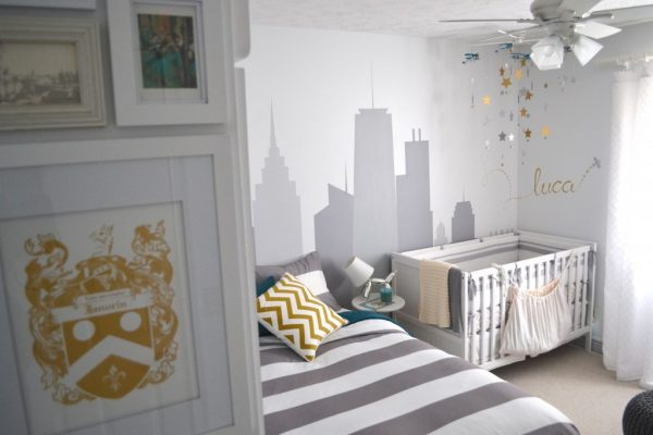 Perfect Welcome Home Nursery And Guest Room Redesign Project Medium