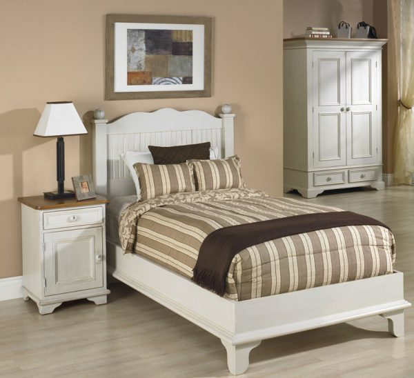 Perfect White Beadboard Bedroom Furniture Home Design Medium