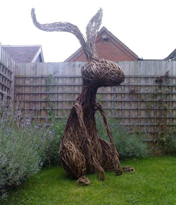 Popular 1000  Images About Twig Or Branch Sculptures On Medium