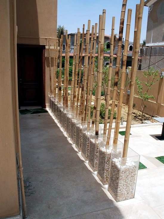 Popular 24 Ideas For Decorative Bamboo Poles  How Bamboo Is Used Medium