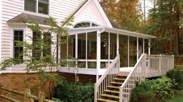 Popular 4 Season Porch Design Plans Medium