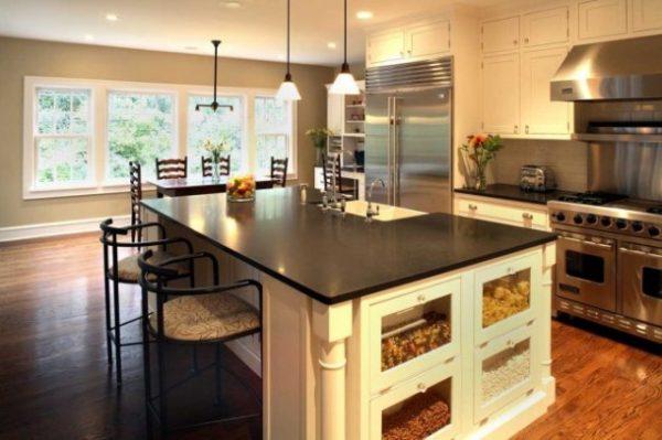 Popular 7 Ideas For Great Custom Kitchen Islandsmodern Kitchens Medium