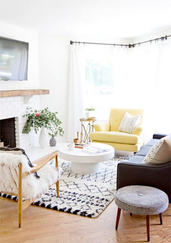 Popular 8 Genius Small Living Room Ideas To Make The Most Your Medium