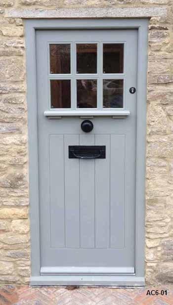 Popular Arts And Crafts Doors Bespoke Doors Medium