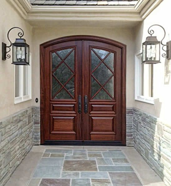 popular beautiful french style double front doors for homes