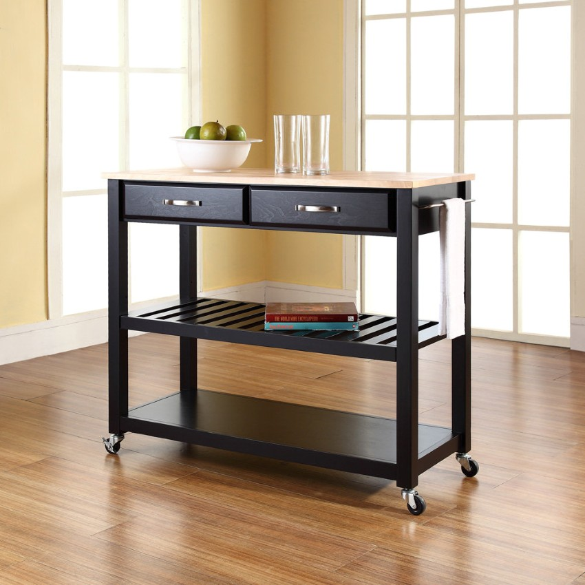 popular best kitchen cart ideas with wheel for home needshomesfeed
