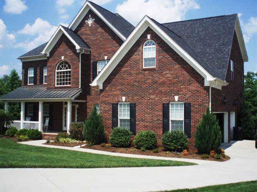 Popular Brick Colors For House Exteriorelite Craft Homes Medium