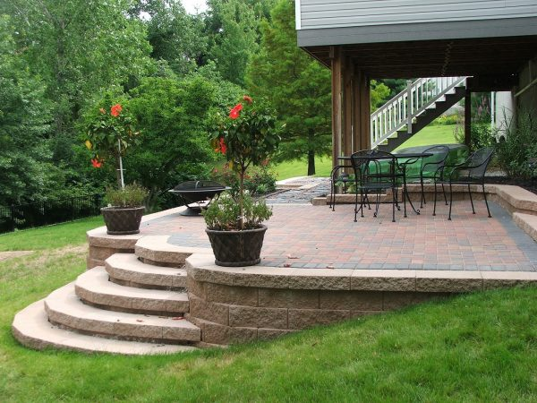 Popular Brick Patio Ideas For Your Dream House Homestylediarycom Medium