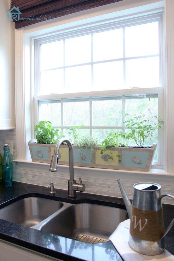 Popular Build Your Own Custom Kitchen Herb Planter Pretty Handy Girl Medium