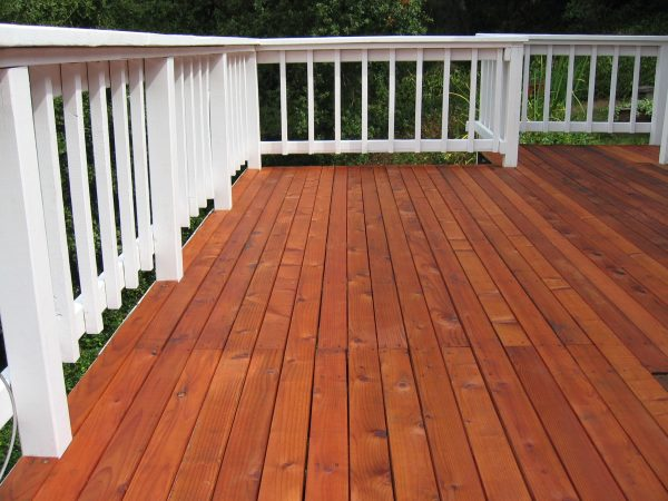 Popular Deck Refinishing  101 Medium