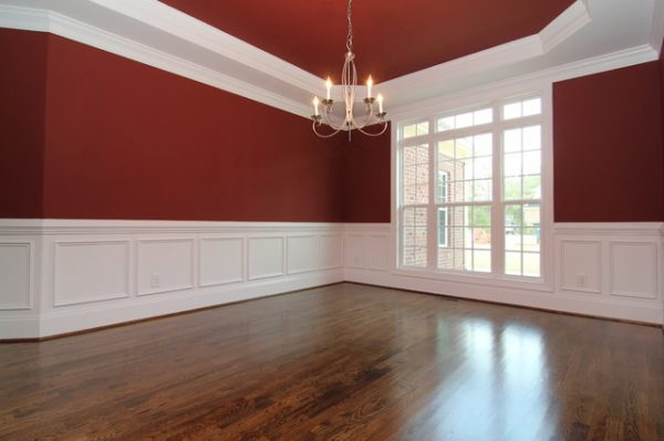 Popular Dining Room With Wainscoting Traditional Raleigh By Medium