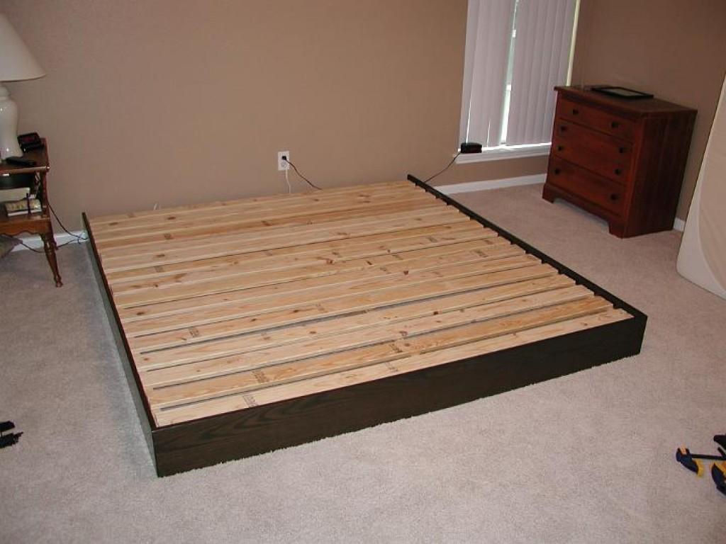 Popular Diy Platform Bed Frame With Drawerseva Furniture ...
