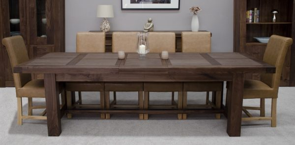 Popular Extra Large Dining Room Tables Wonderful With Photos Of Medium