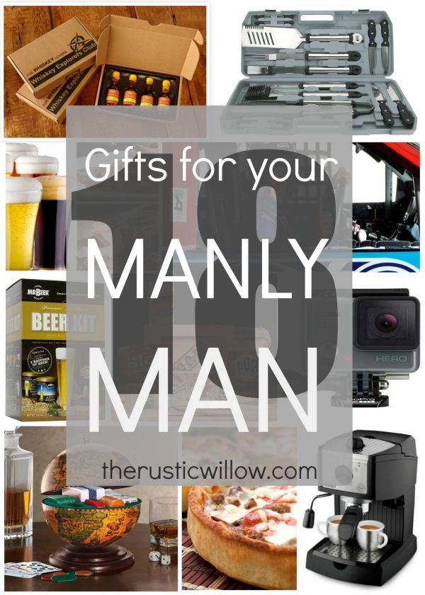 Popular Gift Guide For Men The Gifts Men Actually Want The Medium