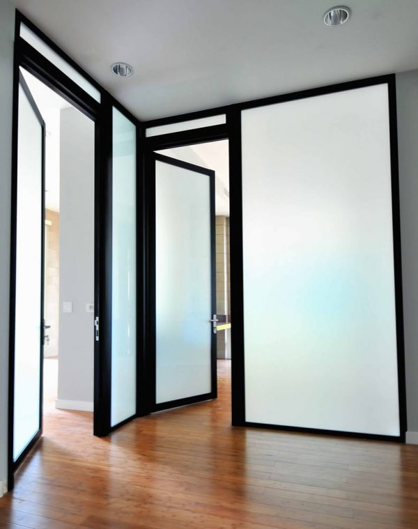 Popular Gorgeous Semitranslucent Glass For Swing Doors Yelp Medium