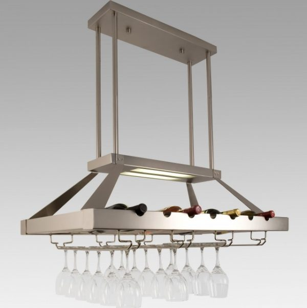 Popular Hanging Wine Glass Rackssosfund Medium