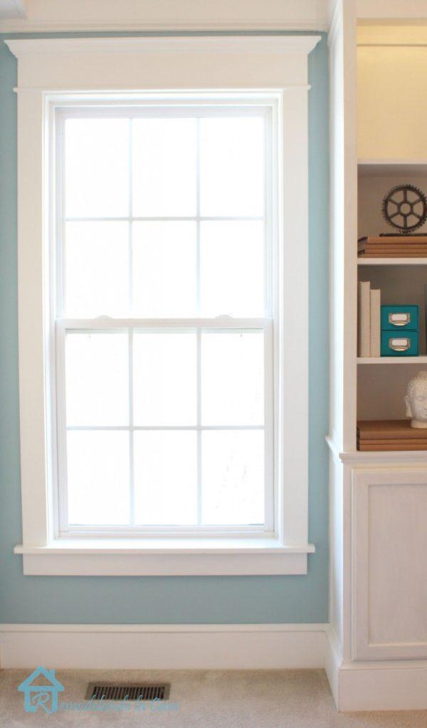 Popular How To Install Window Trim Pretty Handy Girl Medium
