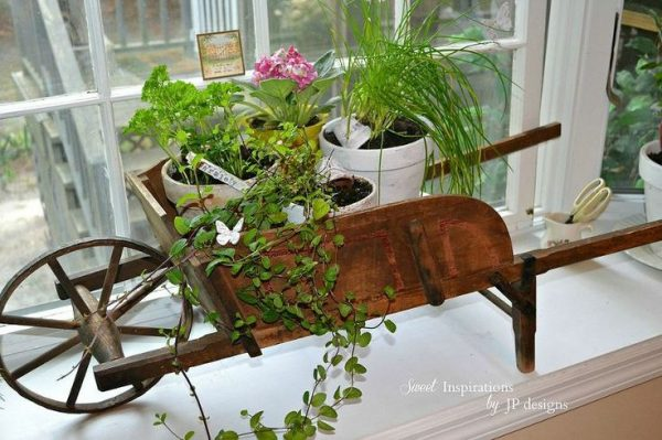 Popular Kitchen Window Herb Gardengardens Herbs Garden And Window Medium