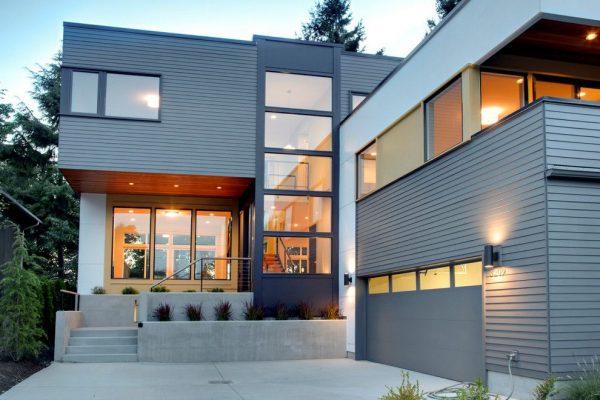 popular modern house siding exterior contemporary with cable medium
