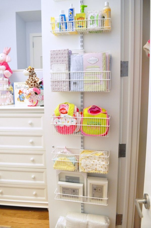 popular organizing the babys closet easy ideas   tips