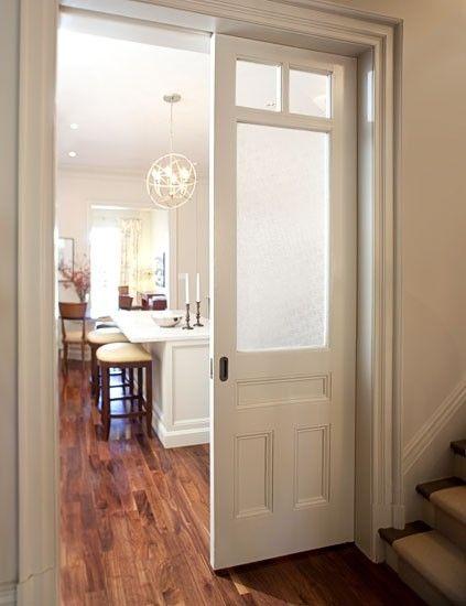 Popular Pair Of Pocket Doors With Windows Master Closets Toilet Medium