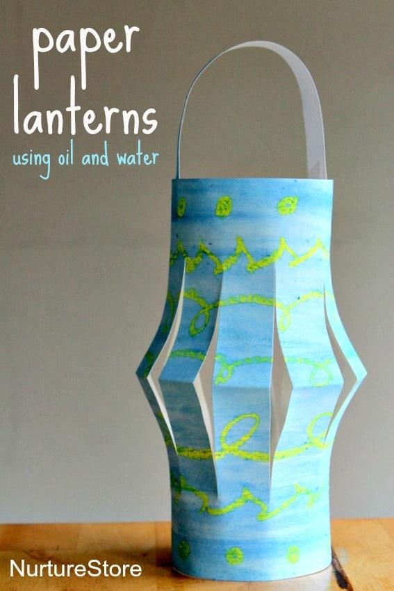 Popular Paper Lanterns Ramadan Craft Nurturestore Medium