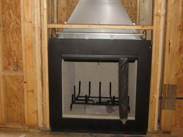 Popular Prefab Fireplace Doors Outdoor Fireplaces Zero Medium