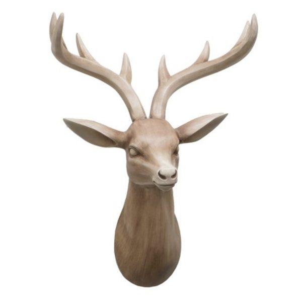 Popular Resin Deer Head Wall Decoratio Pricefallscom Marketplace Medium