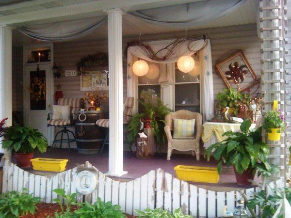 Popular Spring Decorating Ideas For Front Porch Medium