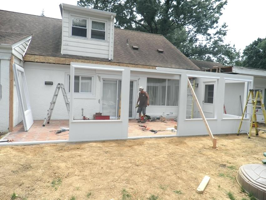 popular sunroom panels kits home depot medium size of insulated