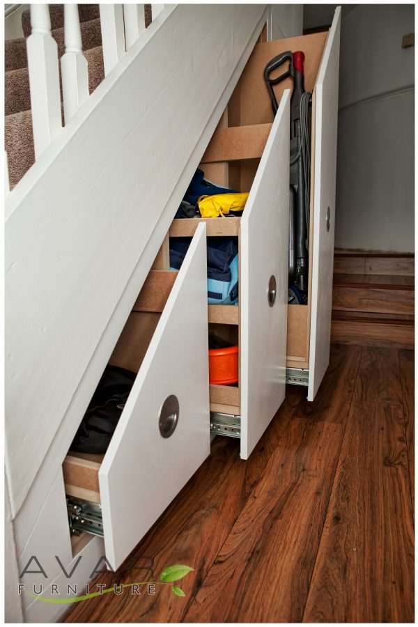 Popular     Under Stairs Storage Ideas   Gallery 16north London Medium