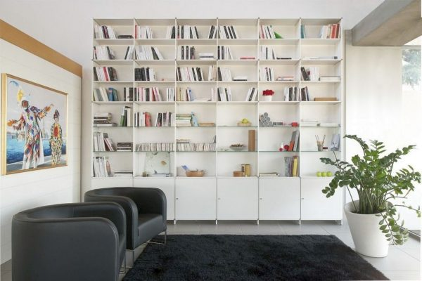 Search 19 Great Designs Of Wall Shelving Unit For Living Room Medium