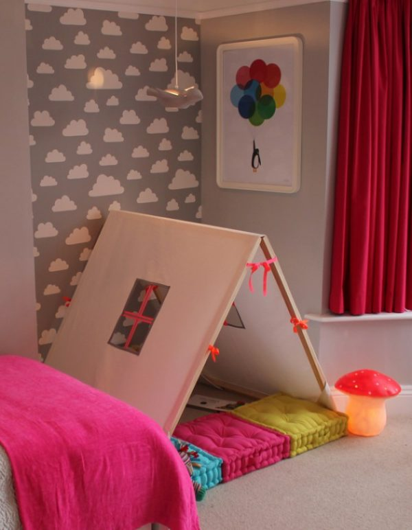 Search 35 Playful And Fun Diy Tents For Kids Medium