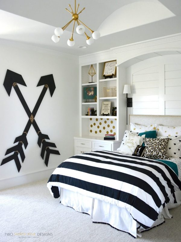 Search 65  Cute Teenage Girl Bedroom Ideas That Will Blow Your Mind Medium