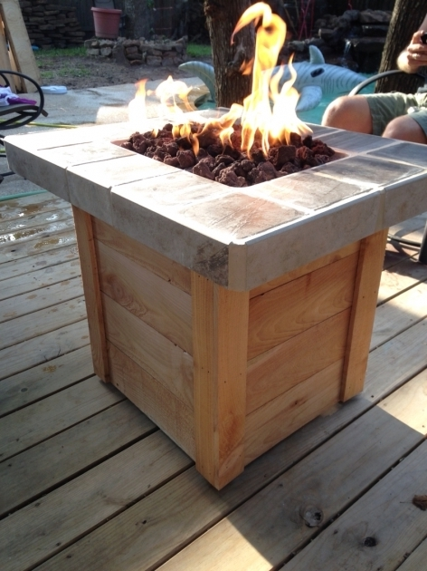 Search Amazing Diy Propane Fire Pit Backyard  Decks Medium
