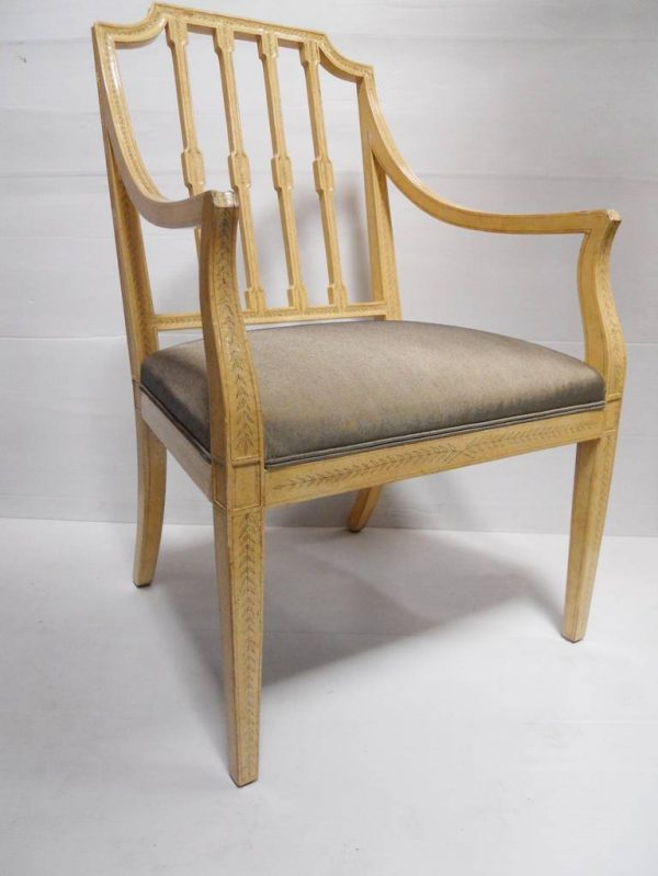 Search Astonishing Set Of Four Rose Tarlow Chairs For Sale At 1stdibs Medium