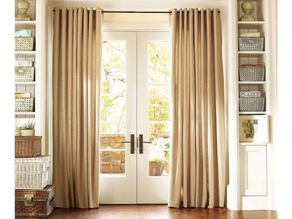 Search Best Choice French Door Curtain Rodsdearmotoristcom Medium