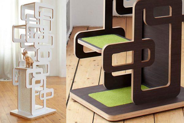 Search Contemporary Cat Furniture For Urban Pet Lovershomesfeed Medium
